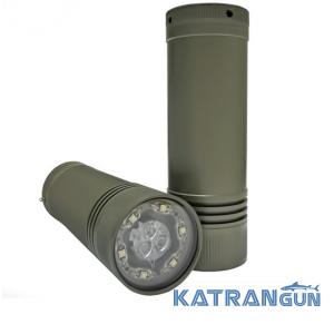 Лучший фонарь для подводной охоты HunterProLight-4 Xpg V2 (2750Lm)