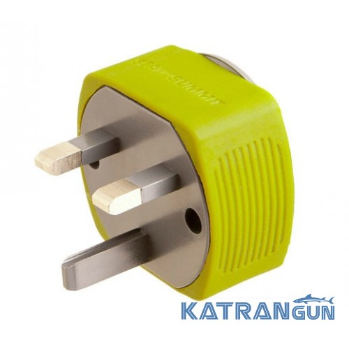 aaf49a7aabc5 Переходник для розетки Sea To Summit Travel Adaptor UK/Hong Kong/Singapore