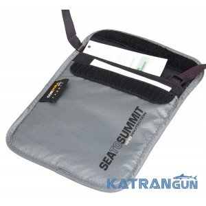 Кошелек на шею Sea To Summit Ultra-Sil Neck Pouch RFID Large