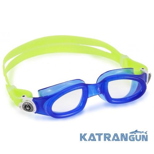 Окуляри для плавання Aqua Sphere Mako  лінзи прозорі - купити в ... 89079e9d8d8a5