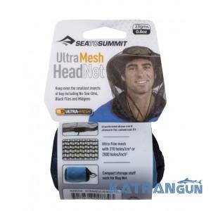 Москитная сетка на голову Sea To Summit Ultra-Fine Mesh Headnet