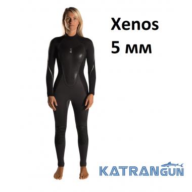 Гидрокостюм женский для дайвинга Fourth Element Xenos 5 мм