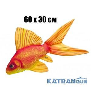 Подушка-игрушка Золотая рыбка (60х30 см)