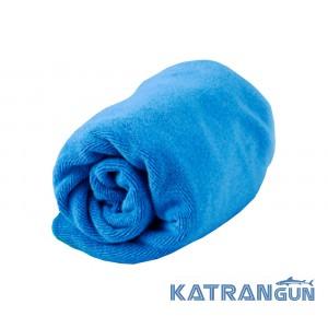 Полотенце для путешествий Sea To Summit Tek Towel XL, Pacific Blue