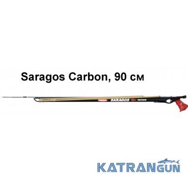 Подводное ружье из карбона Pathos Saragos Carbon, 90 см