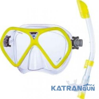 Набір Seac Sub Fusion маска + трубка