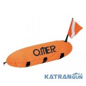 Буи для подводной охоты Omer Master Torpedo, в чехле