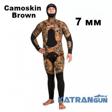 Отличный гидрокостюм Marlin Camoskin Brown 7 мм