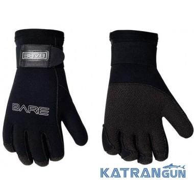 Дайверські рукавички Bare K-Palm Gauntlet Glove 5 мм