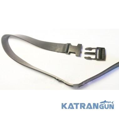 Ремінці для підводного ножа Marlin 46 см; Швидкорознімні пряжка (штука)