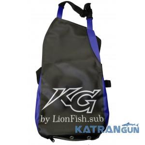 Сумка для раков KatranGun (от LionFish); малая; 2 кг; карман слева