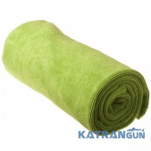 Полотенце для туризма Sea To Summit Tek Towel L, Lime