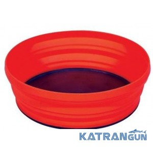 Миска складная для пикника Sea To Summit Xl-Bowl, Red