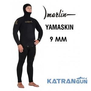 Гідрокостюм для підводного полювання взимку Marlin Yamaskin 9 мм