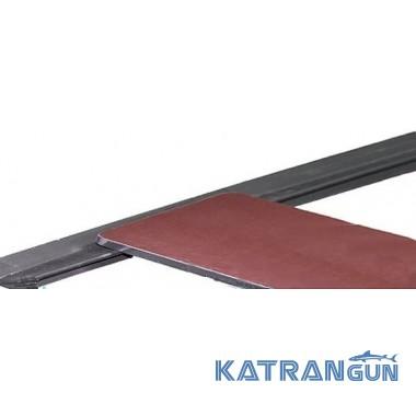 Лыжа для двигающего сиденья Bark, 1м