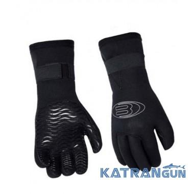 Кевларовые перчатки для дайвинга Bare Gauntlet Glove 3 мм