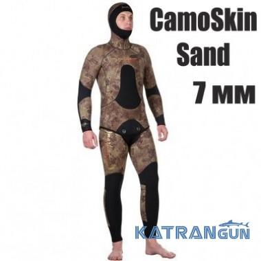 Гидрокостюм Marlin CamoSkin Sand 7 мм