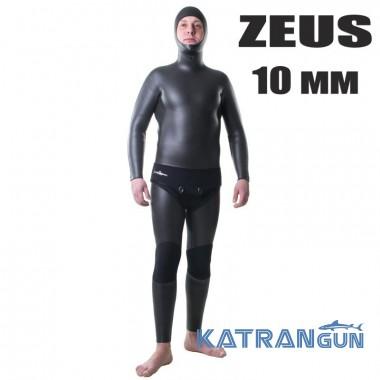 Гідрокостюм для зимової риболовлі Marlin Zeus 10 мм