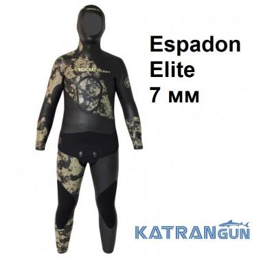 Гидрокостюм премиум класса Beuchat Espadon Elite 7 мм