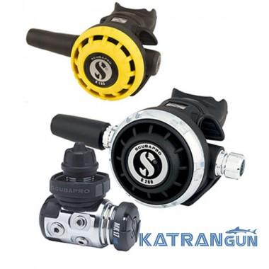 Регулятор для дайвінгу Scubapro KIT MK17EVO / G260 / R195 Octopus