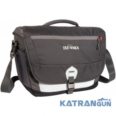 Сумка для ноутбука Tatonka Shoulder bag Titan Grey