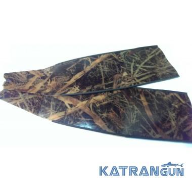 Склопластикові лопаті KatranGun Camo