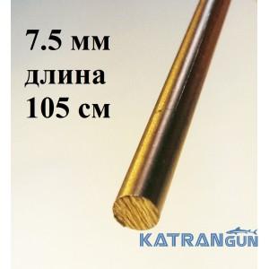 Прут калёный Salvimar 7.5 мм; длина 105 см