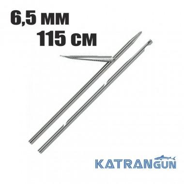 Гарпун Mares к арбалетам 55 см; d 6,5; L 115 см