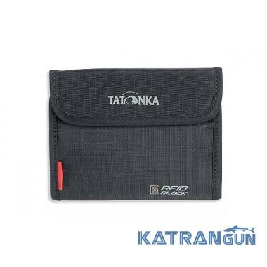 Хороший кошелек Tatonka Euro Wallet RFID