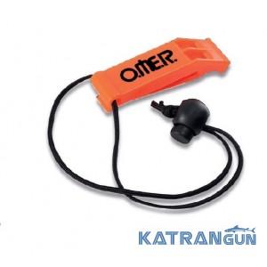 Свисток для дайвера Omer