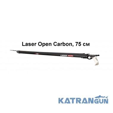 Подводный арбалет из карбона Pathos Laser Open Carbon, 75 см