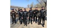 Тренування для підводного плавання на відкритій воді тренер Ткачук А.