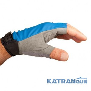 Перчатки для гребли Sea to Summit Eclipse Glove with Velcro Cuff