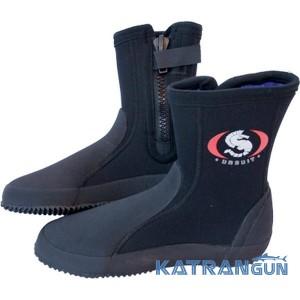 Боты Ursuit Neoprene Shoe with zipper 6,5 мм