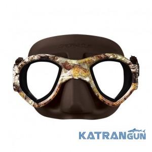 Найкраща маска для підводного полювання Sporasub Mystic Camu 3D