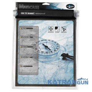 Чохол для карти Sea to Summit Waterproof Map Case Large