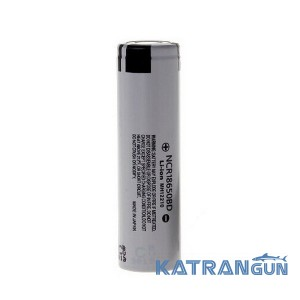 "Акумуляторна батарея 18650 Panasonic, 3200 mA / h, з доп. ""+"" клемою, c захистом"