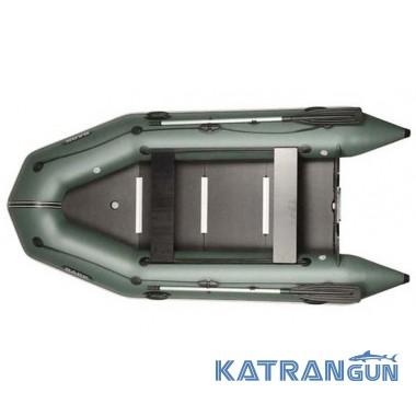 Надувні човни з пвх барк Bark BT-330SD, зсувні сидіння