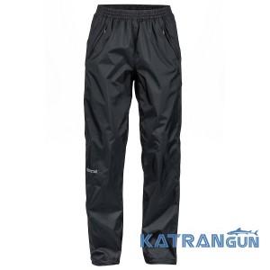 Мембранные брюки женские Marmot Wm's PreCip Full Zip Pant, black