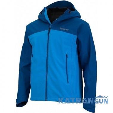 Куртка из материала софтшелл Marmot Front Point Jacket