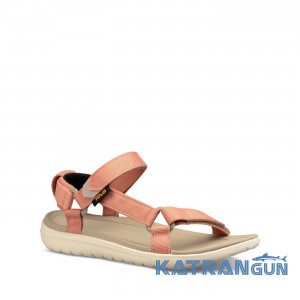 Женские сандалии с дышащими ремешками Teva Sanborn Universal W's