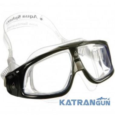Фірмові окуляри для плавання Aqua Sphere Seal 2.0