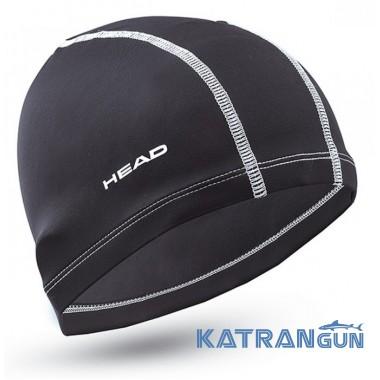 Детская шапочка для плавания Head Polyester Jr Cap