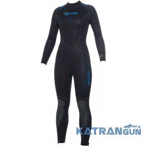 Гидрокостюм мокрый Bare Sport Full Lady 3/2 мм