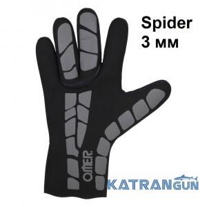 Перчатки для охоты и фридайвинга Omer Spider 3 мм