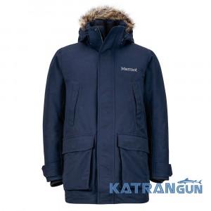 Длинный пуховик парка Marmot Men's Hampton Jacket