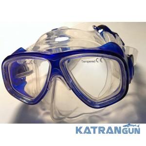Маска для плавания с защитой ушей Scubapro Pro Ear 2000