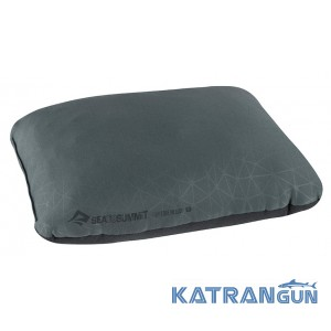 Подушка в дорогу Sea To Summit Foam Core Pillow Large Grey