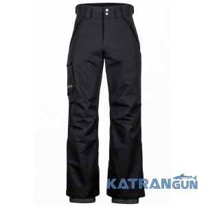 Утеплені лижні штани Marmot Wm's Motion insulated Pant, black