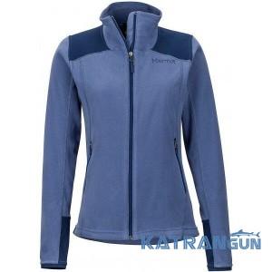 Легкая кофта из тонкого флиса Marmot Women's Flashpoint Jacket